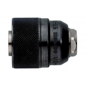 Быстрозажимной сверлильный патрон METABO Futuro Plus S1 М, R+L, 1,5-13 мм, 1/2''-20 UNF (636623000)